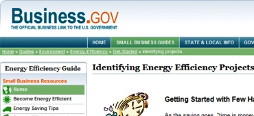 Business.gov provides small businesses with access to government services and information. It is managed by the U.S. Small Business Administration (SBA).<br><br> 								I was responsible for the site redesign and implementation. This was a website with multiple applications and design challenges.  Improving user experience and accessibility was the main focus of the redesign project. Collaborating with subject matter experts, search optimization and CMS developers, I refined the information architecture of the site and its navigation, produced wireframes and page prototypes, designed its graphical user interface.<br><br> 								Extensive focus group testing produced positive results towards new UI & UX. The site received two government awards.