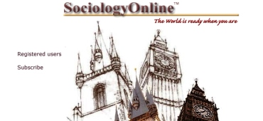 SociologyOnline was one of the first university level course work packages for distance education. At the core of the project was an online textbook in introductory sociology enhanced by direct links to other information sources, streaming audio and training exercises, message boards and other interactive features.<br><br> 								I was the art director, web and graphic designer and lead developer for the project. My responsibilities ranged from conceptualizing and developing the site architecture and designing its interface to implementing the e-commerce functionality and building individual web pages.<br><br> 								The work was featured articles in The New York Times and the Chronicle of Higher Education devoted to the significance of new information technology for university instruction. This innovation has received two teaching awards.
